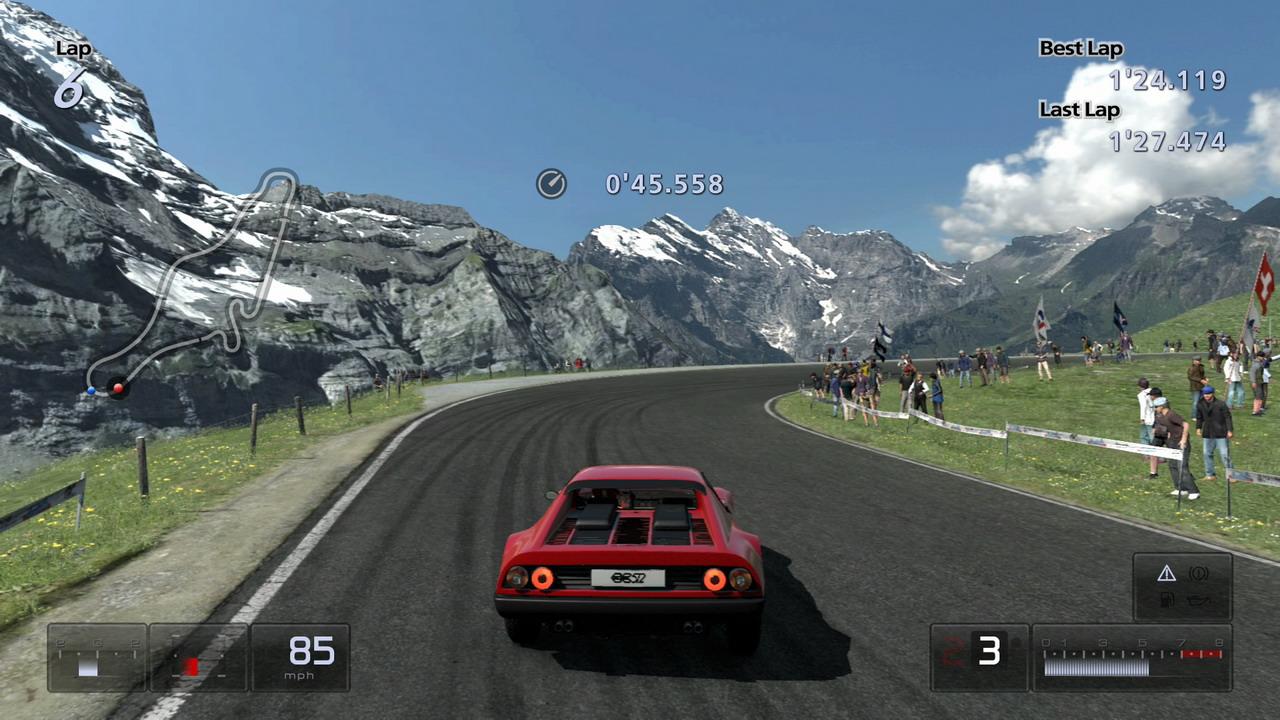GT5 Prologue PS3 Editeur 262