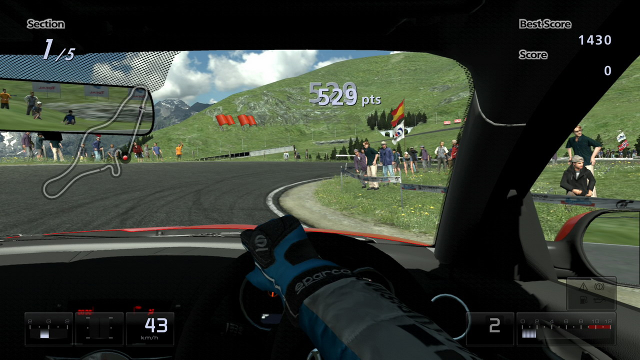 GT5 Prologue PS3 Editeur 266