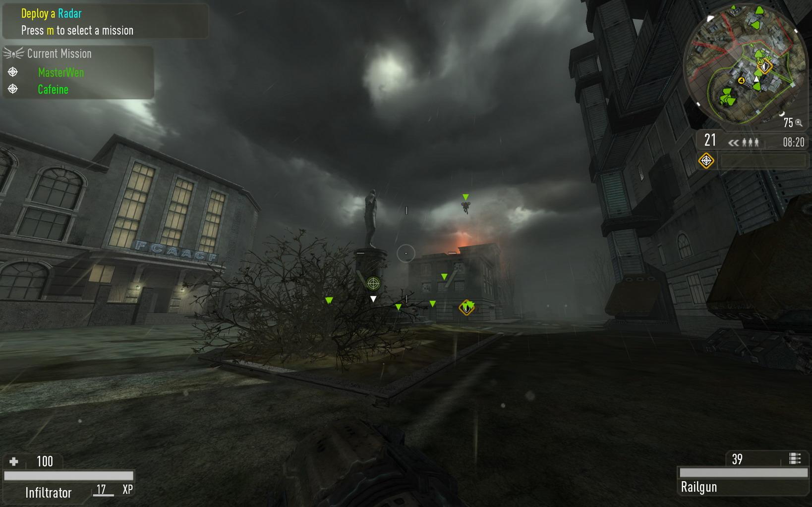 Quake Wars PC Test 04