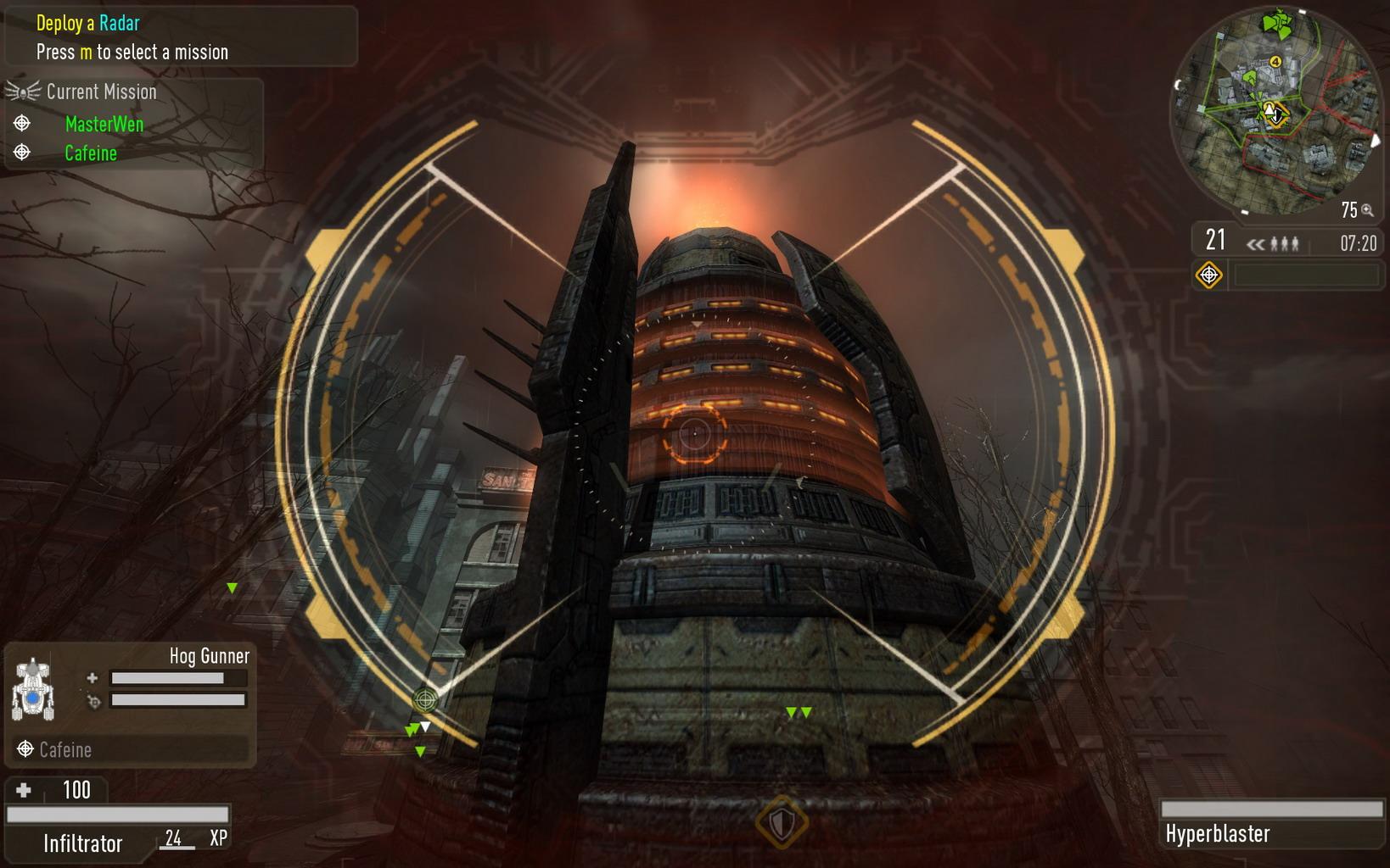 Quake Wars PC Test 05