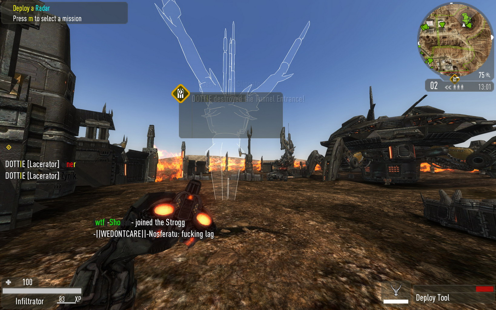 Quake Wars PC Test 06