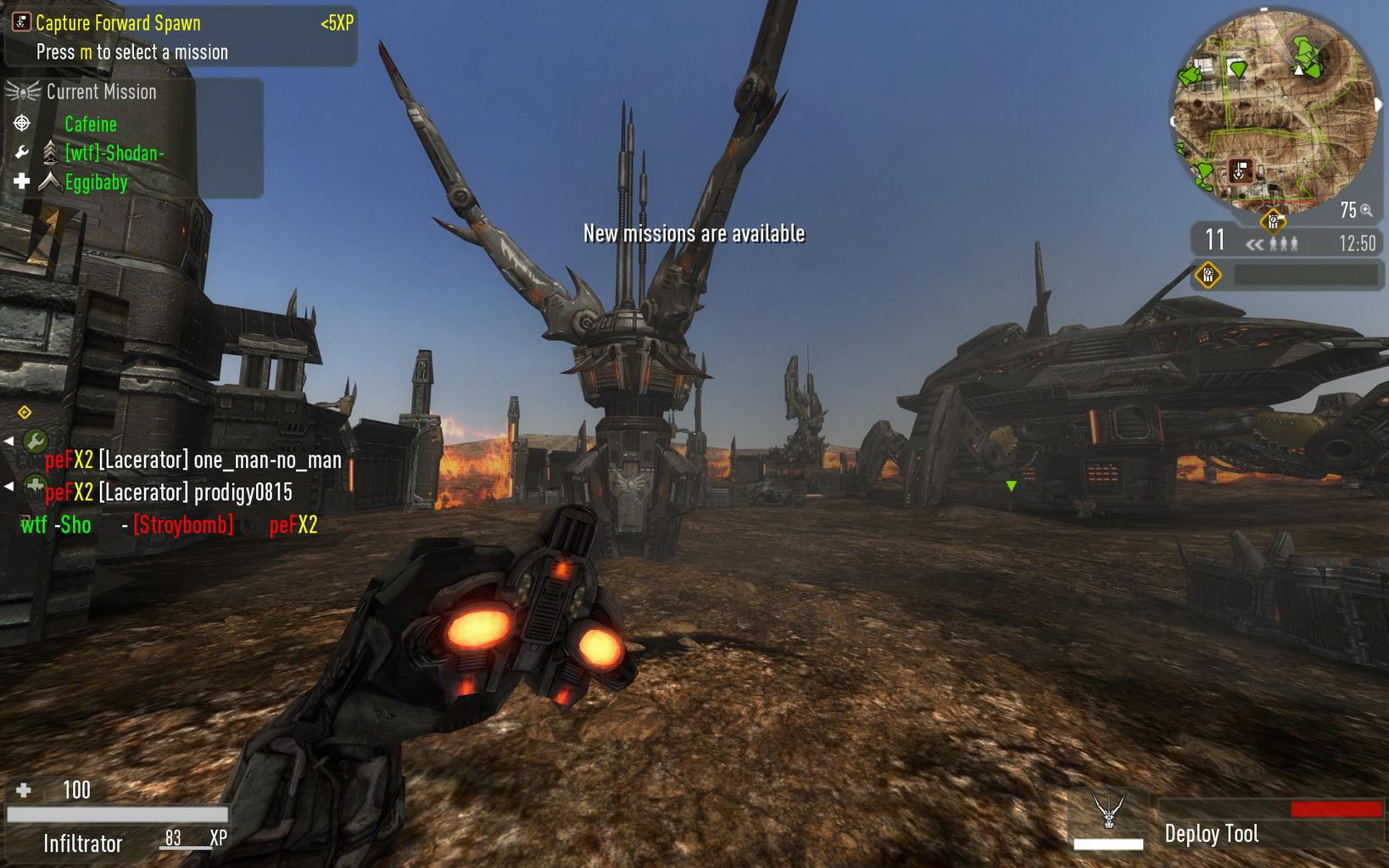 Quake Wars PC Test 07