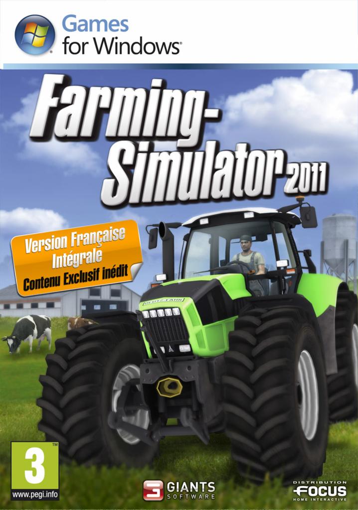 FarmingSimulator2011 PC Jaquette 001