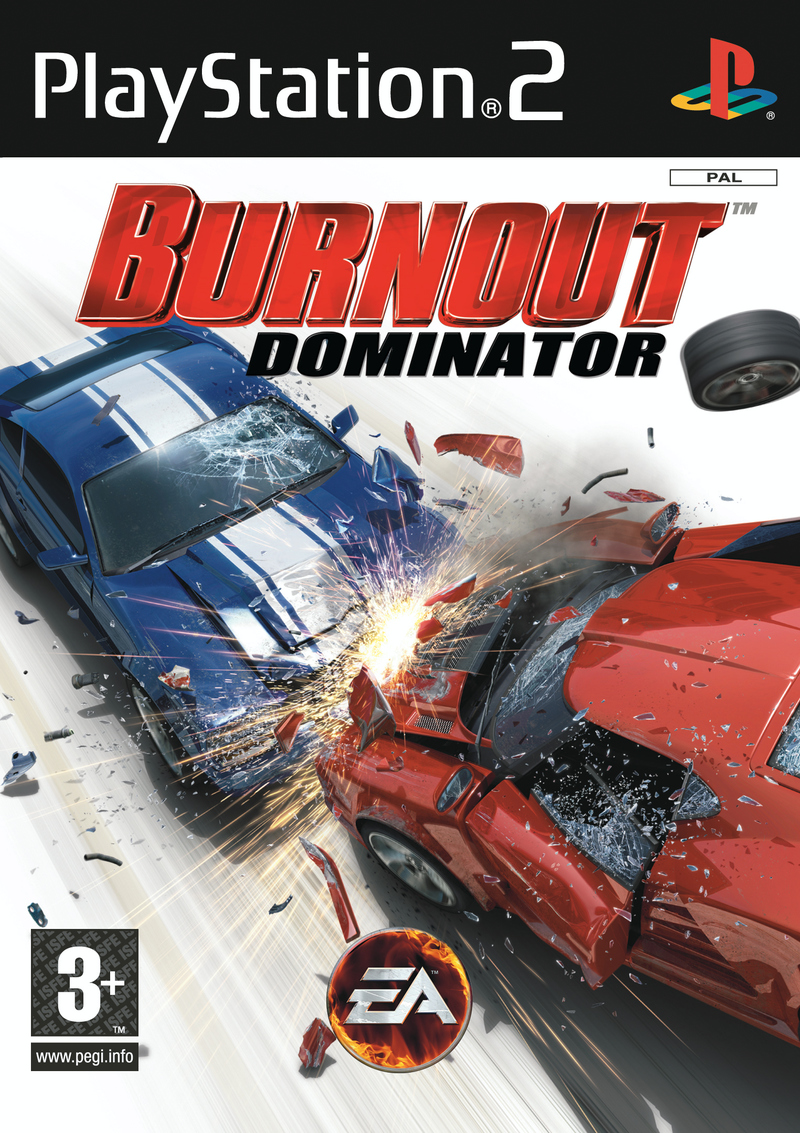BurnoutDominator PS2 Jaquette 001