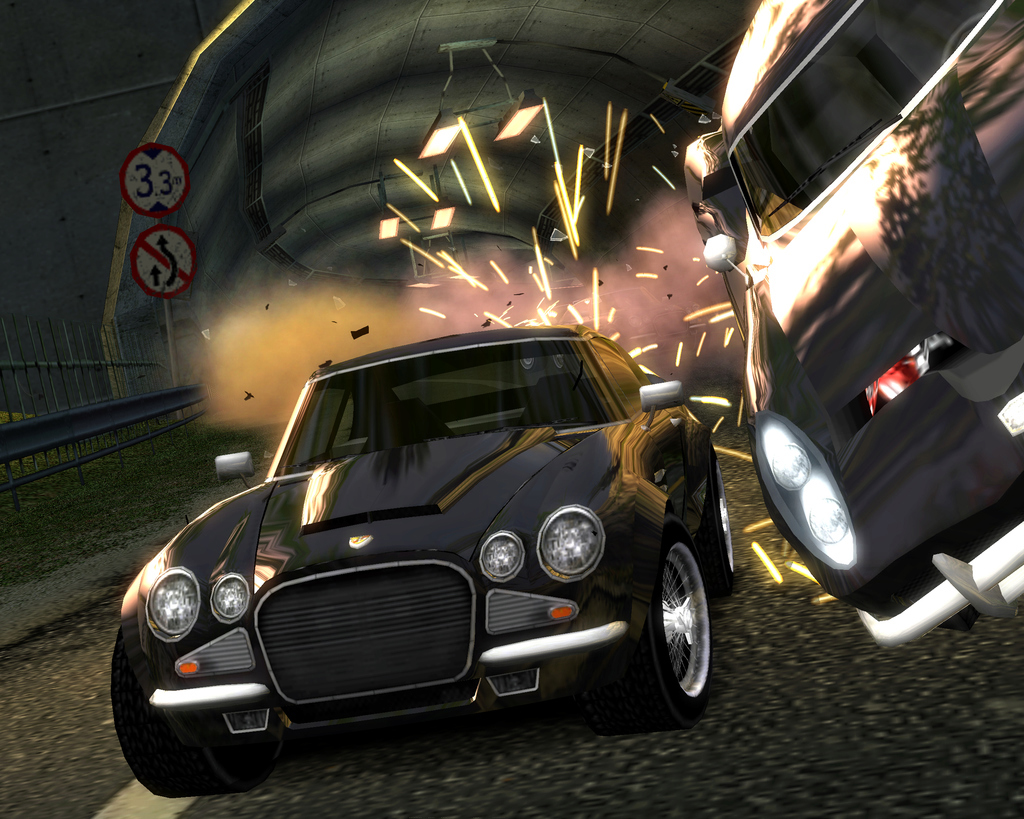 BurnoutDominator PS2 editeur 003