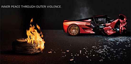 Burnout Ad