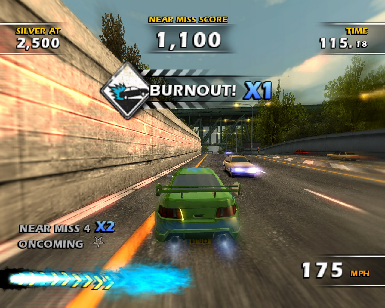 Burnout PS2 068