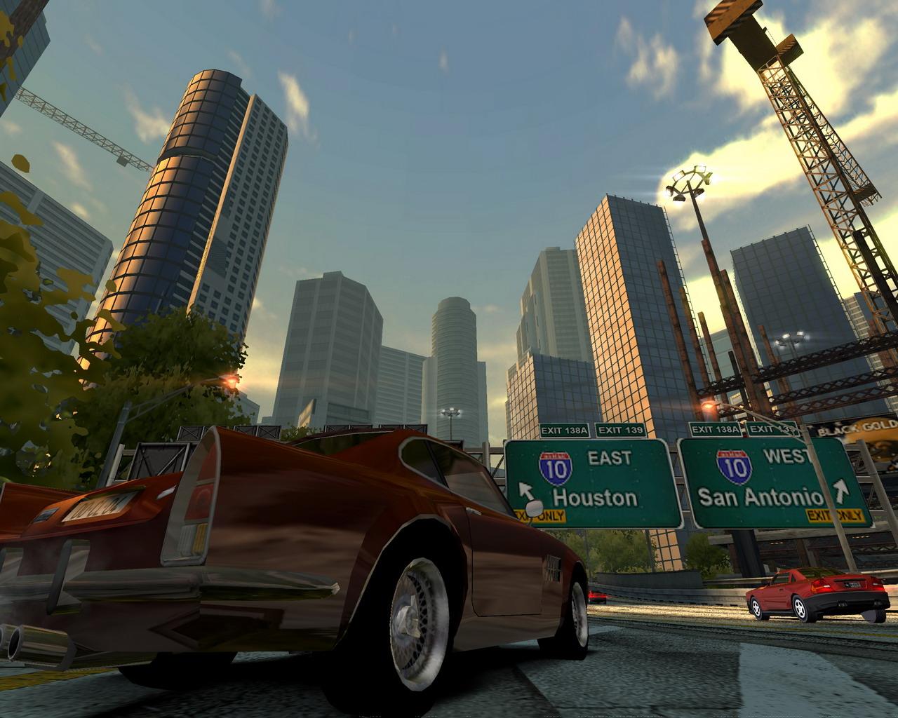 Burnout PS2 070
