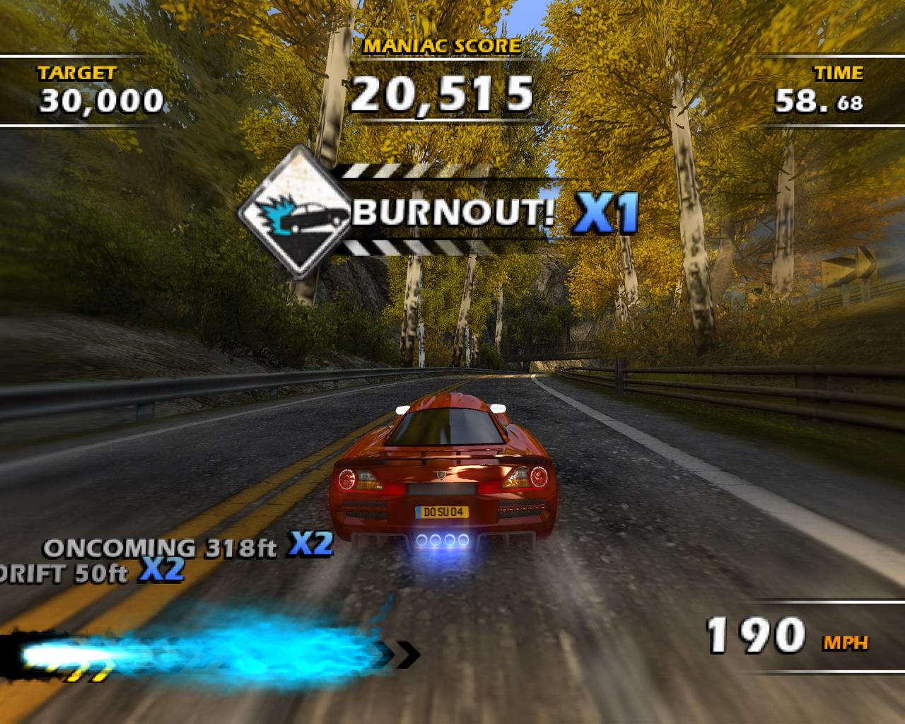 Burnout PS2 071