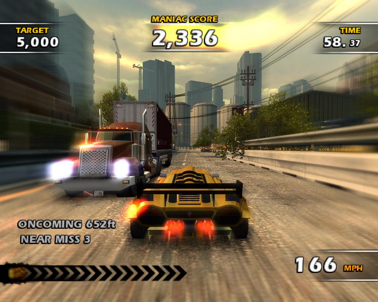 Burnout PS2 073