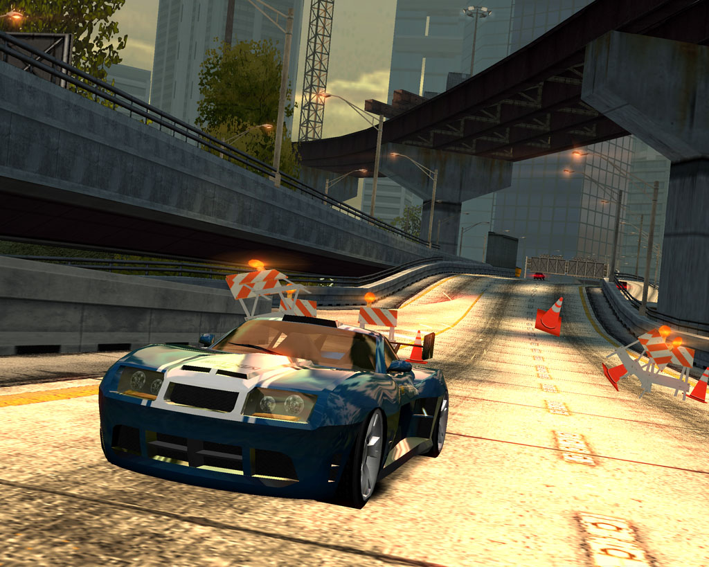 Burnoutdomin PS2 editeur 006