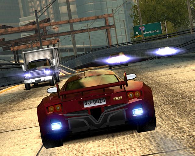 Burnoutdomin PS2 editeur 012