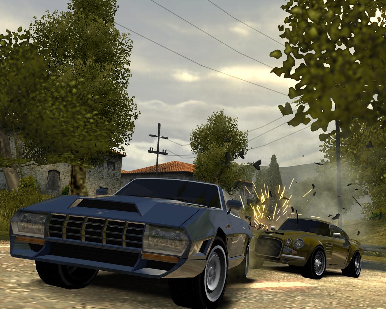 Burnoutdomin PS2 editeur 016