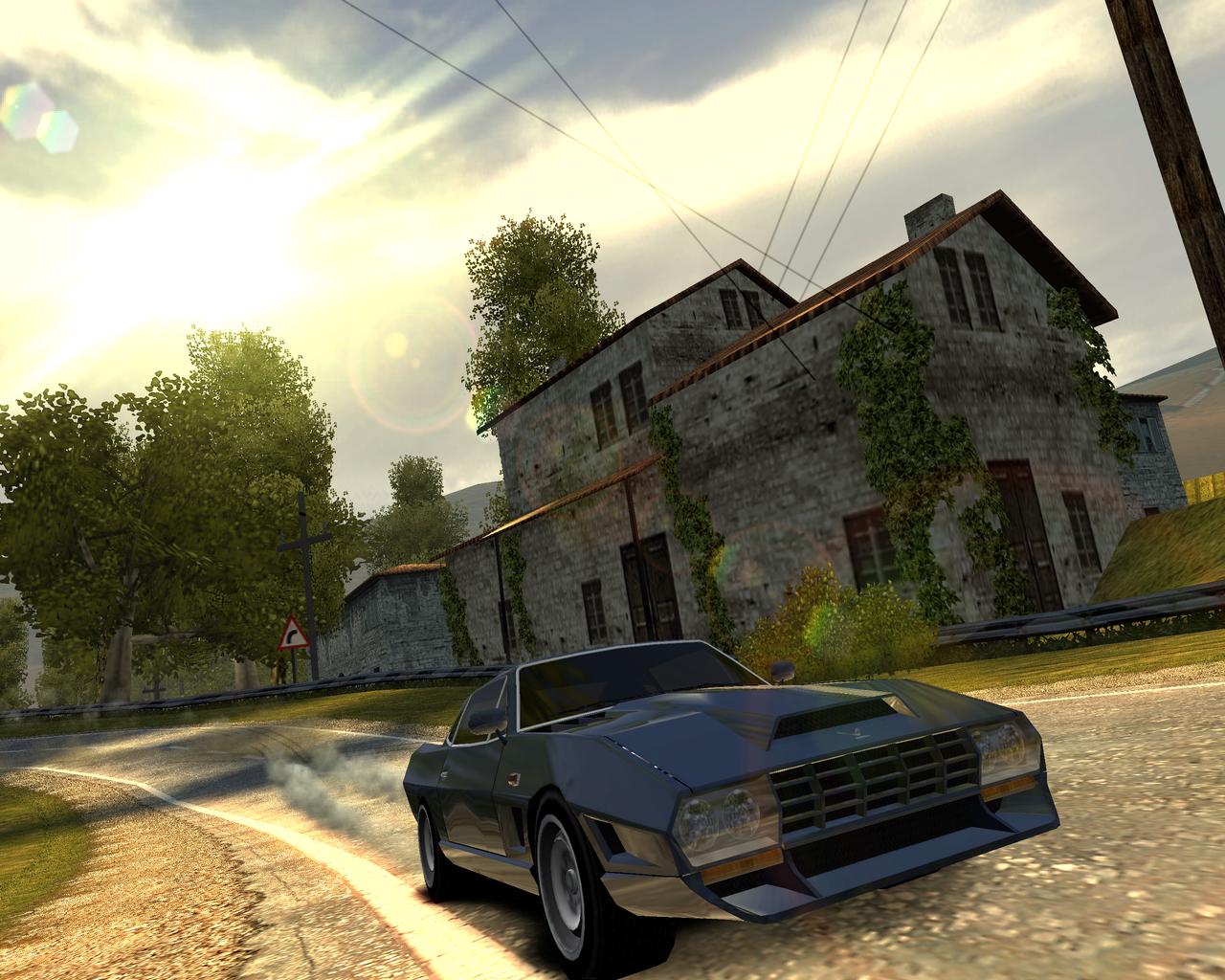 Burnoutdomin PS2 editeur 017