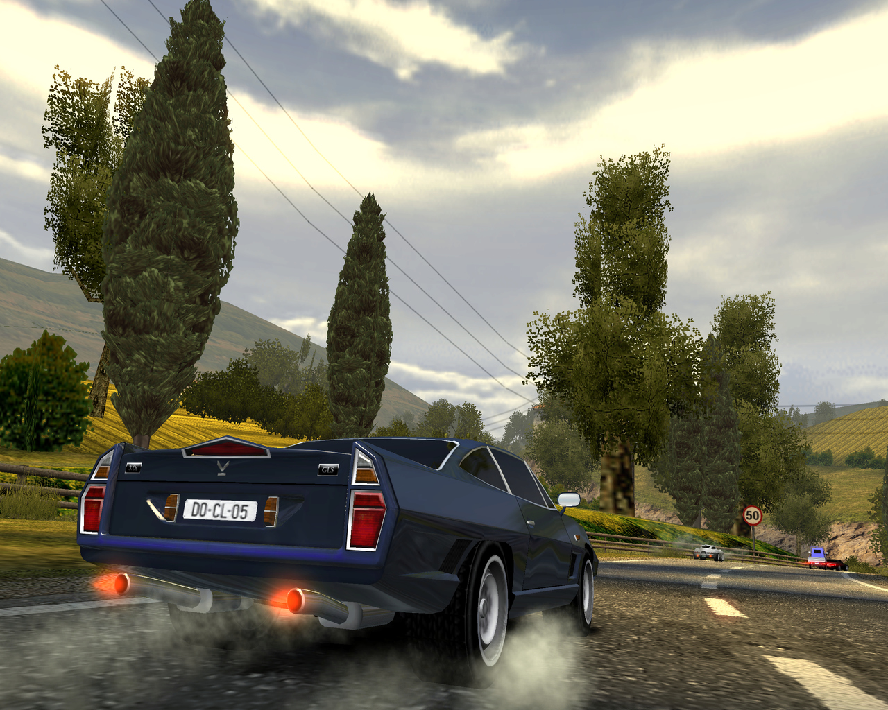 Burnoutdomin PS2 editeur 018