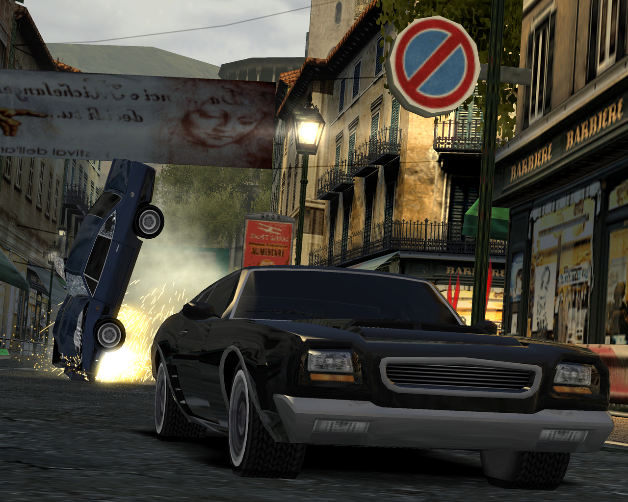 Burnoutdomin PS2 editeur 026