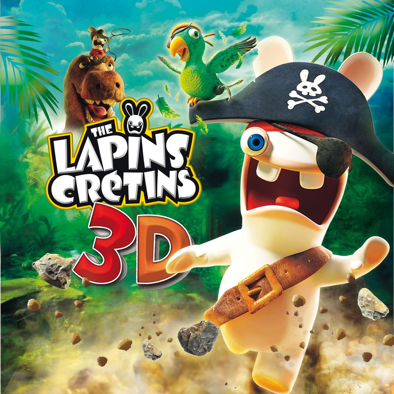 TheLapinsCretins3D 3DS Visuel 001