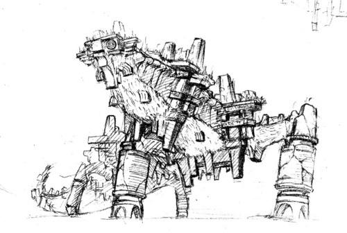 ShadowoftheColossus Art 04