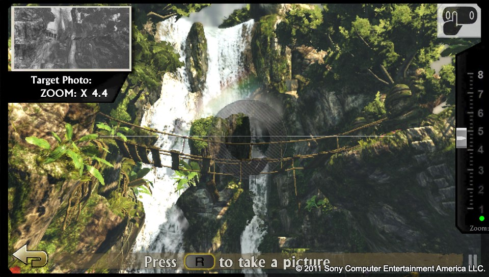 Uncharted-GoldenAbyss PS Vita Test 005