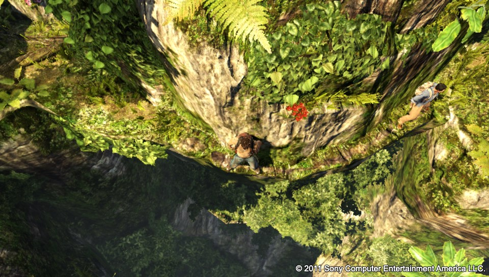 Uncharted-GoldenAbyss PS Vita Test 010