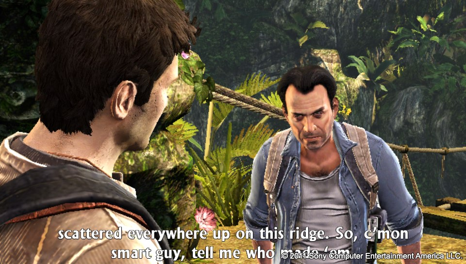 Uncharted-GoldenAbyss PS Vita Test 013