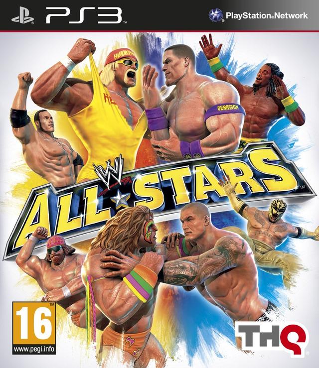 WWEAllStars PS3 Jaquette 002