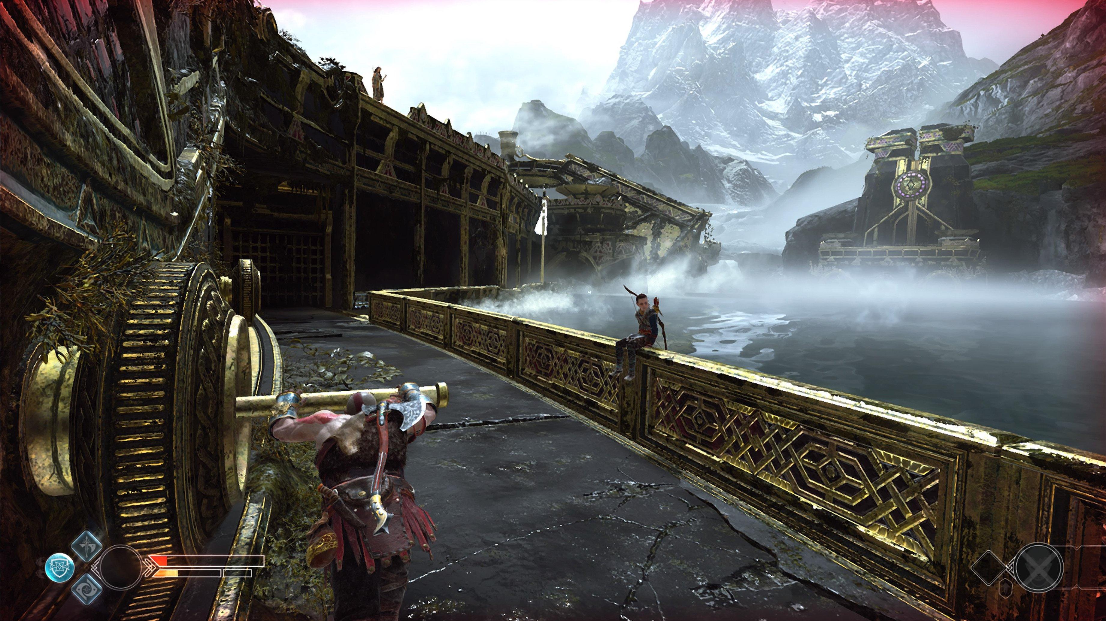 GodofWar PS4 Test 004
