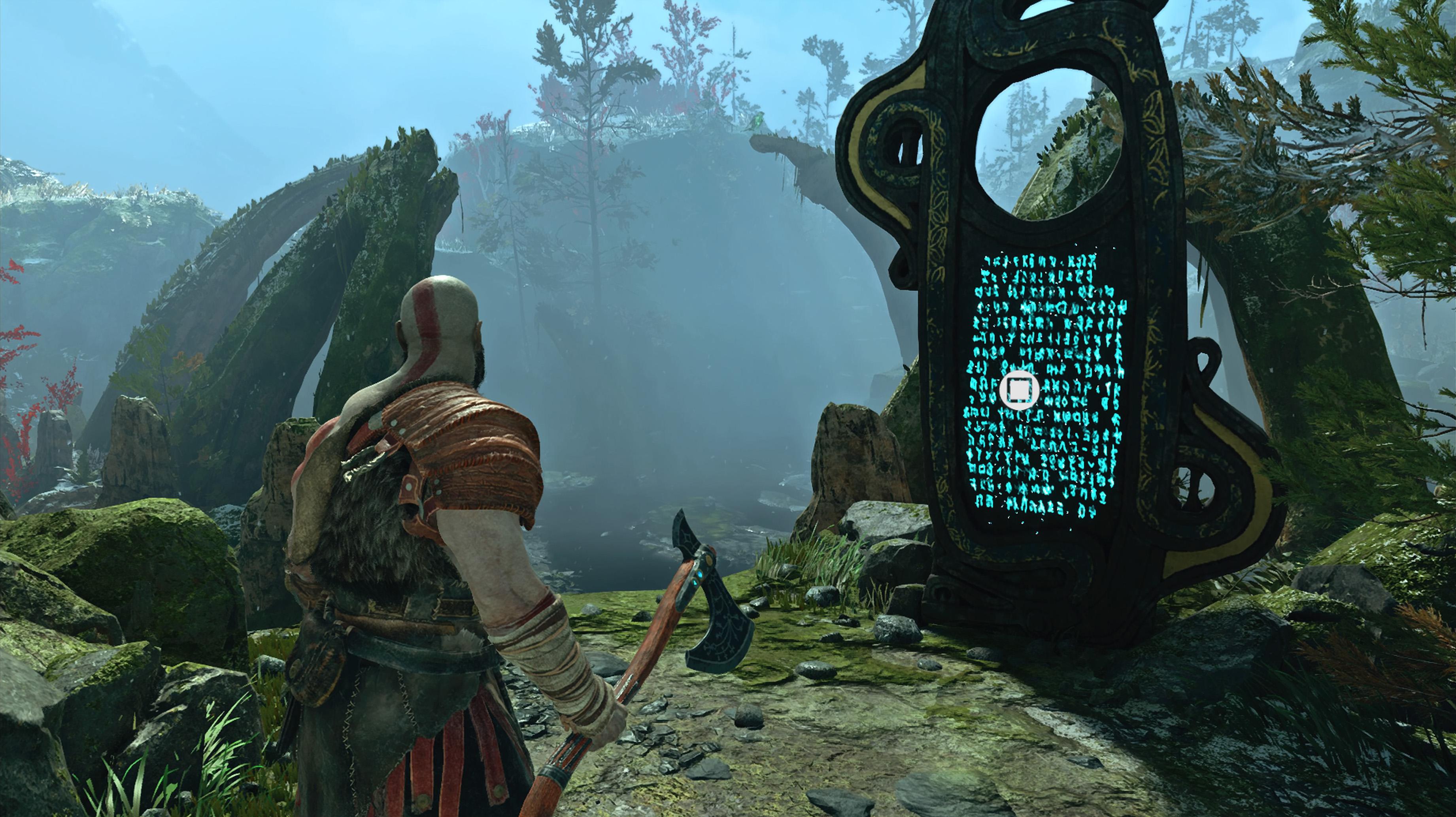 GodofWar PS4 Test 014