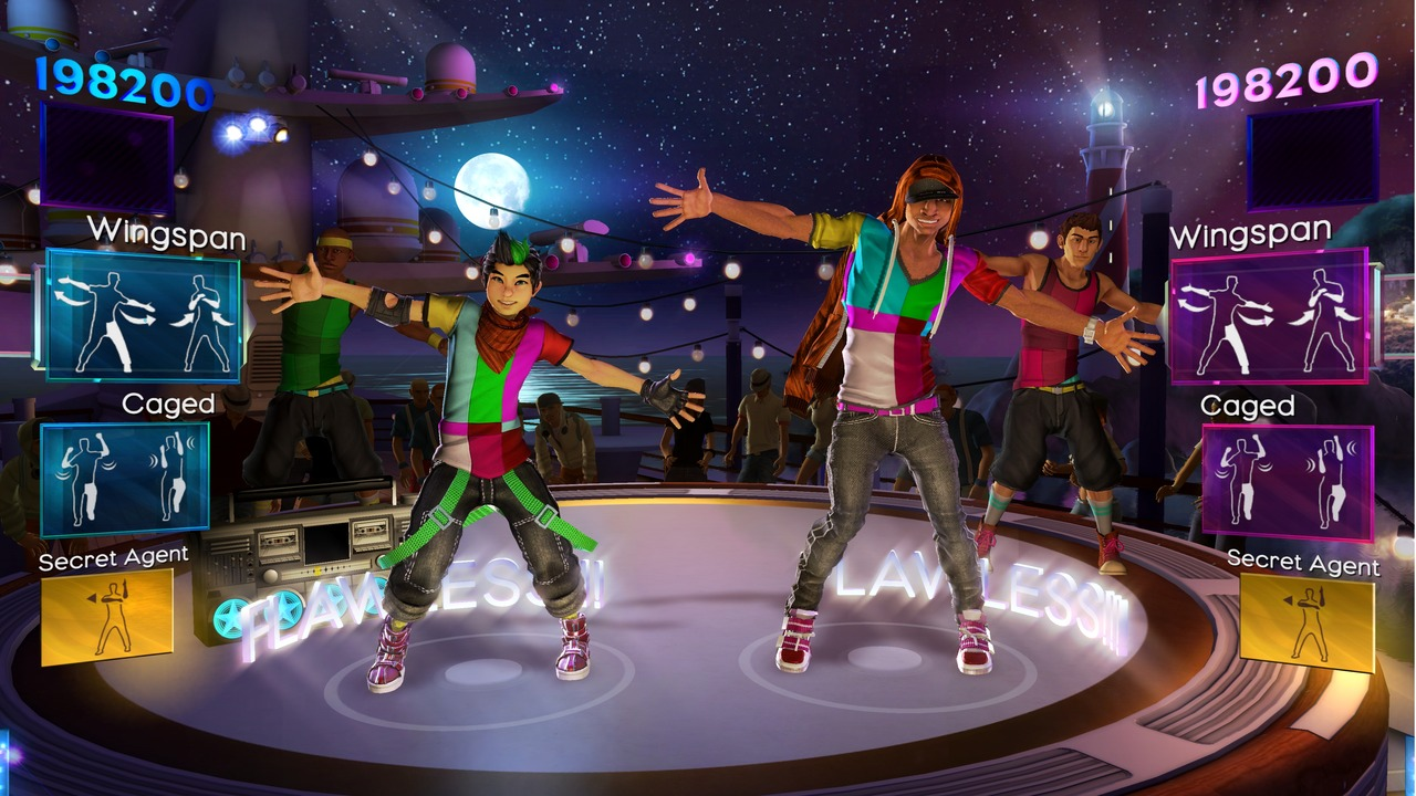 DanceCentral2 360 Editeur 002