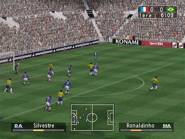 ProEvolutionSoccer4 PS2 Editeur 004