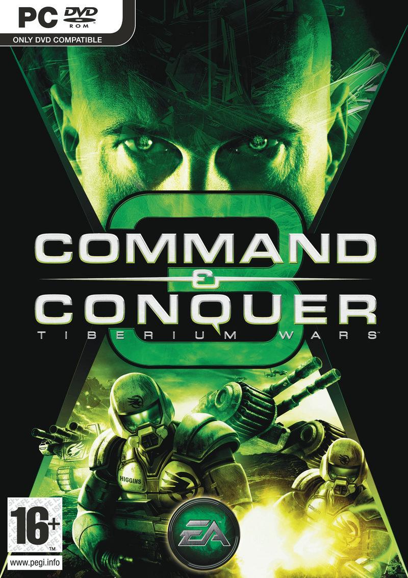 Command&Conquer3TW PC Jaquette 001