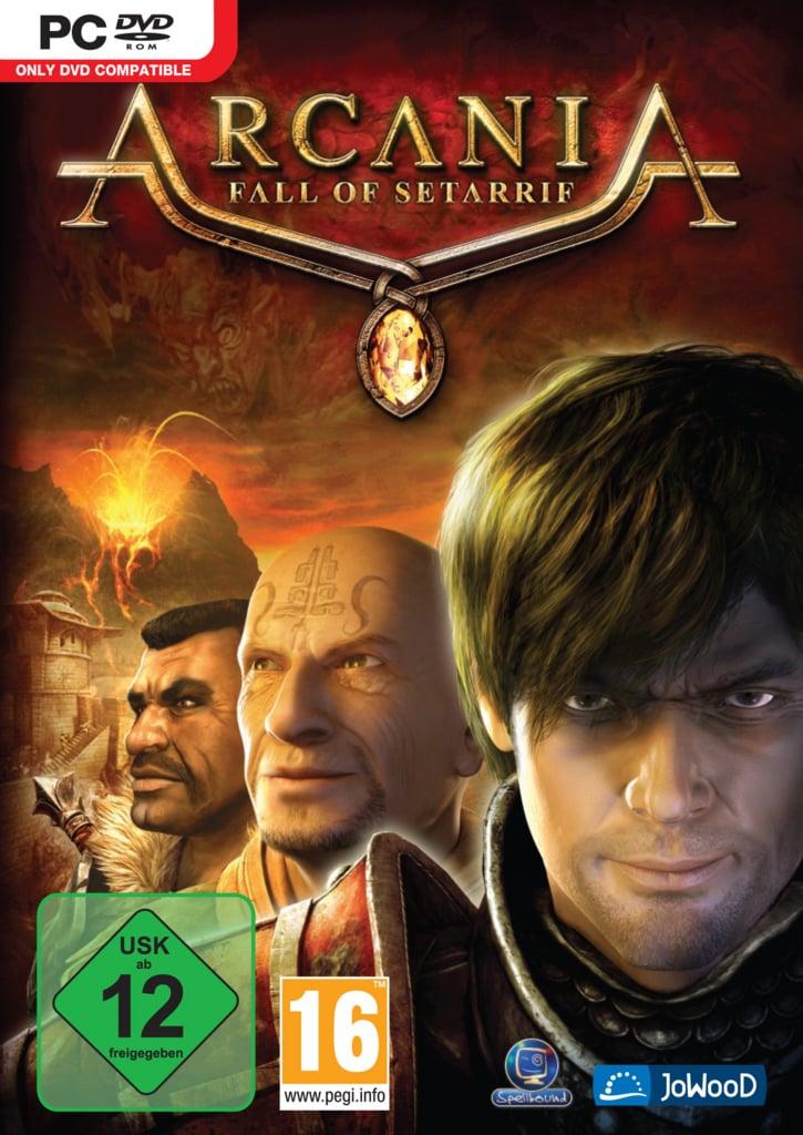 Arcania-Gothic4-FallofSetarrif PC Jaquette 001