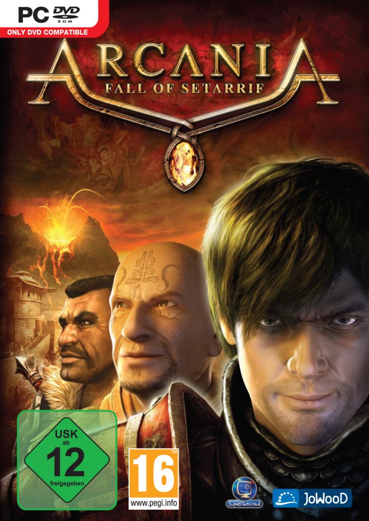 Arcania - Gothic 4 : Fall of Setarrif