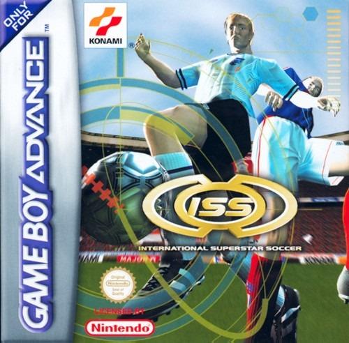 InternationalSuperstarSoccerAdvance GBA Jaquette 001