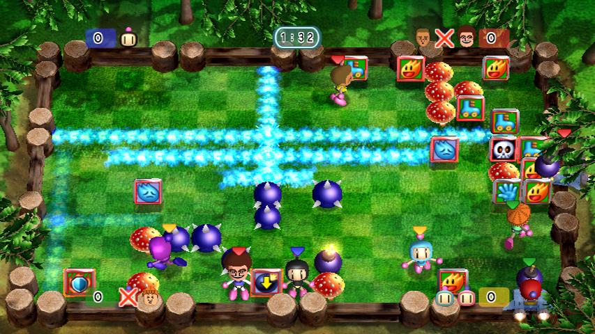 BombermanBlast Wiiware Edit001