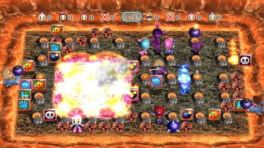 BombermanBlast Wiiware Edit002