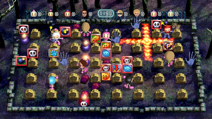 BombermanBlast Wiiware Edit003