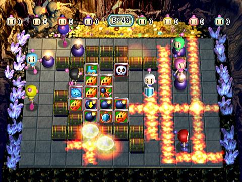 Bomberman Wii Edit008