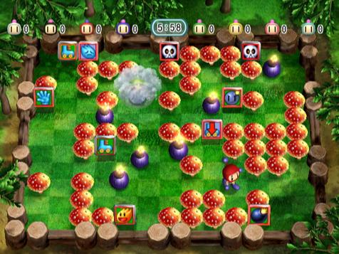 Bomberman Wii Edit015