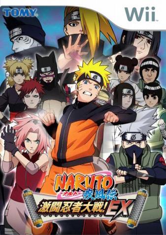 Naruto : Clash of Ninja Revolution