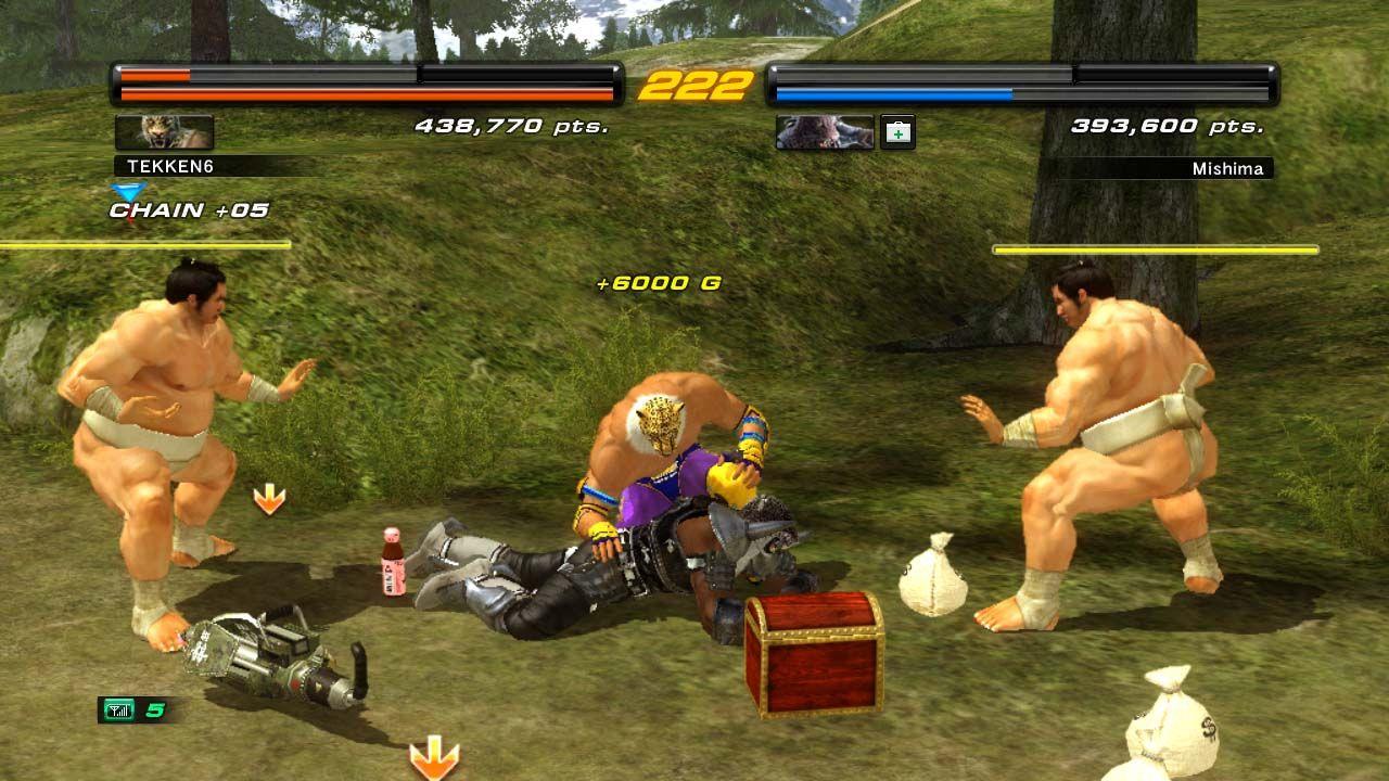 Tekken6 Multi MAJ01