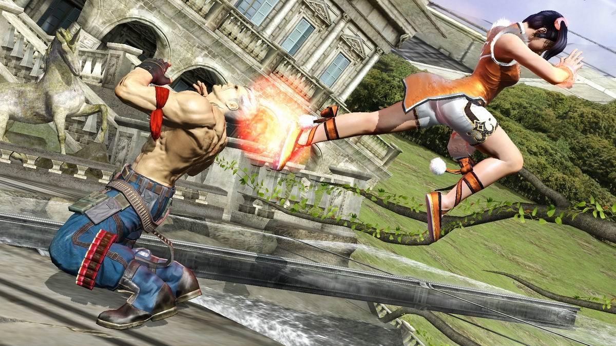 Tekken6 multi test 11