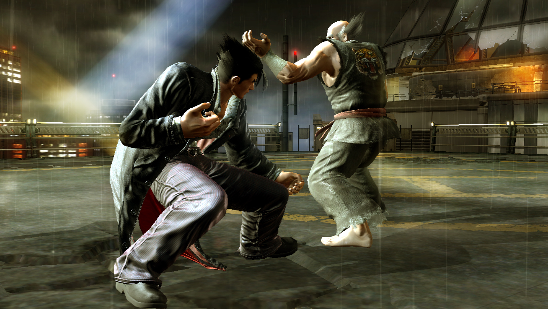Tekken6 multi test 12