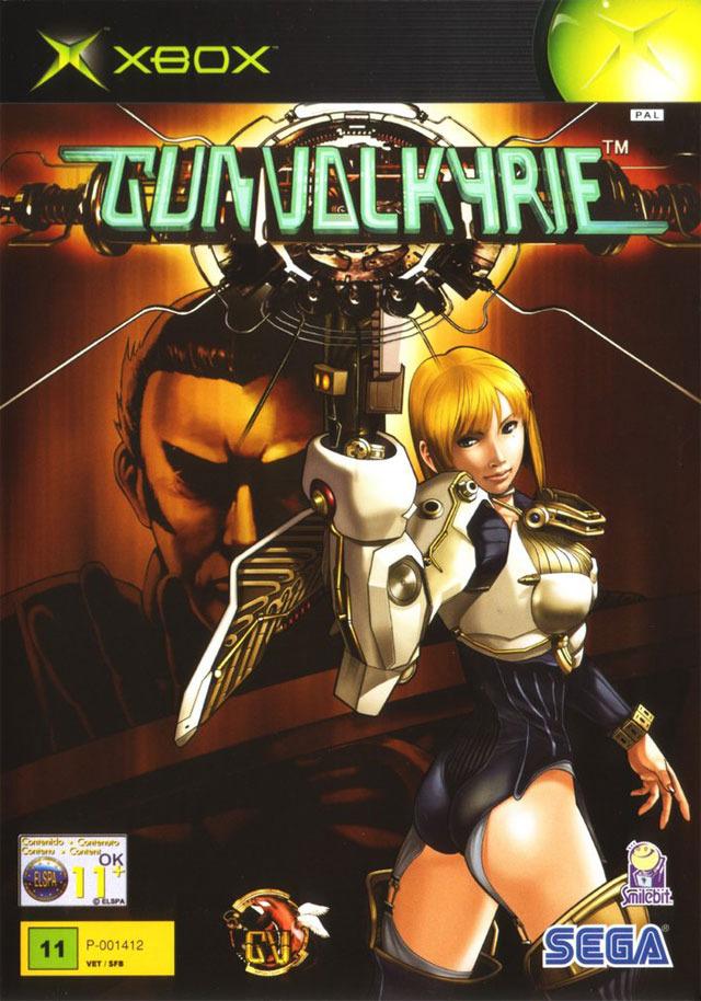 GunValkyrie Saturn Jaquette 001