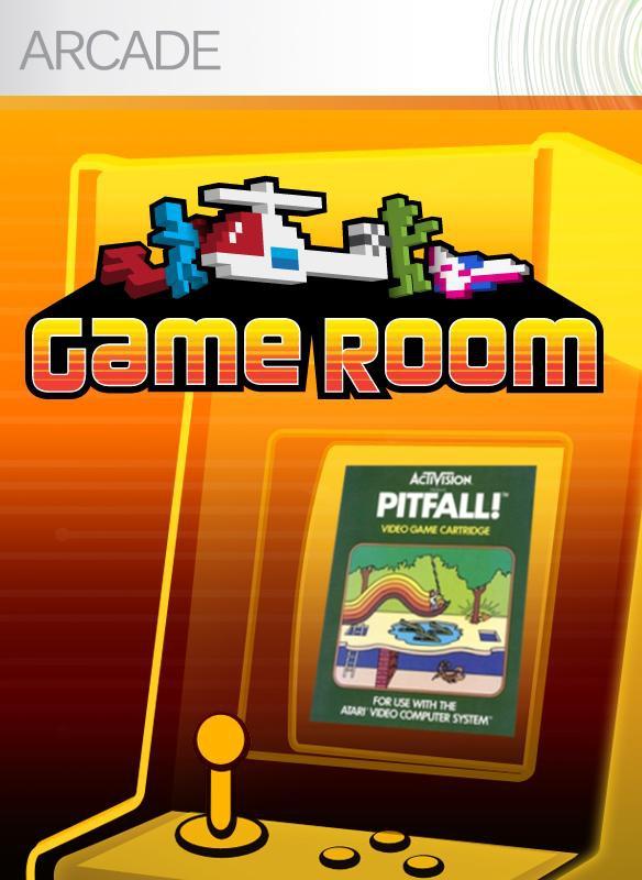 Pitfall- XBLA Jaquette 001