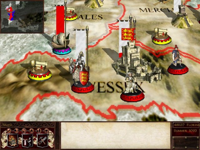 Medieval-TotalWar PC Editeur 001