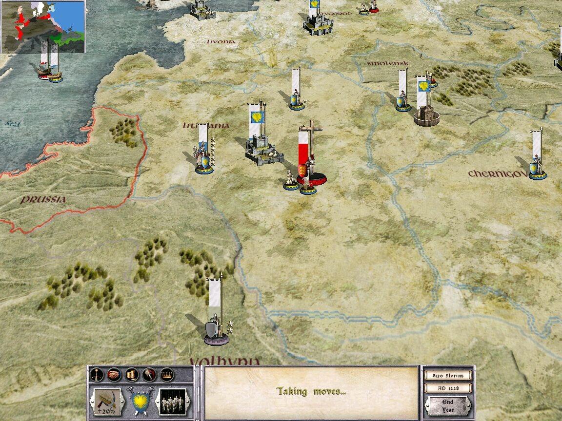 Medieval-TotalWar PC Editeur 004