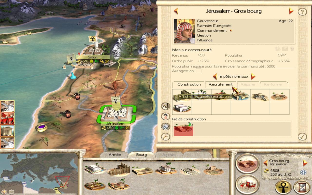 Rome-TotalWar PC Editeur 007