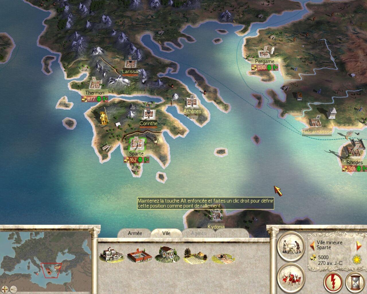 Rome-TotalWar PC Editeur 008