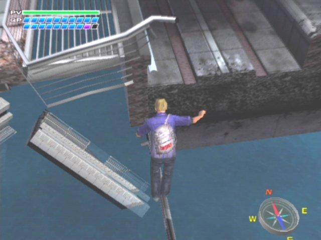 S.O.S-TheFinalEscape PS2 Editeur 007